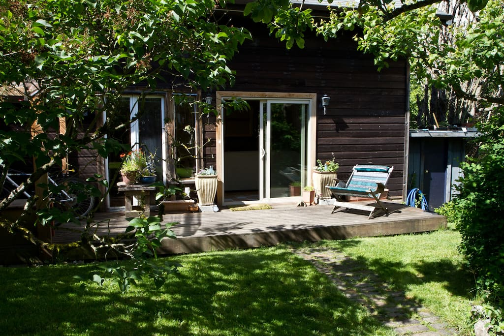 Chuckanut Guesthouse In Fairhaven Cabins For Rent In