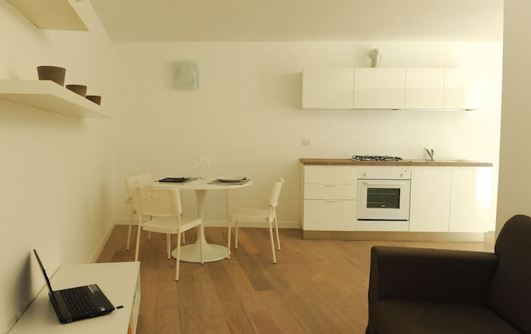 New Apartament in Brianza Seregno