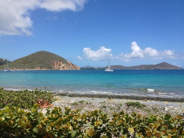 Oceanfront with amazing views! - St. Thomas, VI - Byt