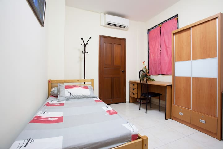 Single Room 30 mins to Orchard Rd - Singapour - Maison