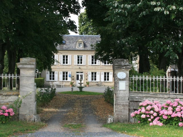la part des anges - Rubercy - Bed & Breakfast