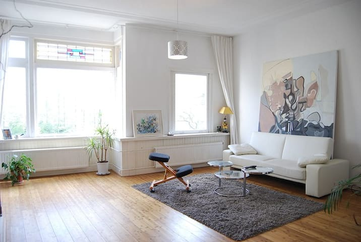 A bright apt next to Kralingen lake - Rotterdam - Wohnung