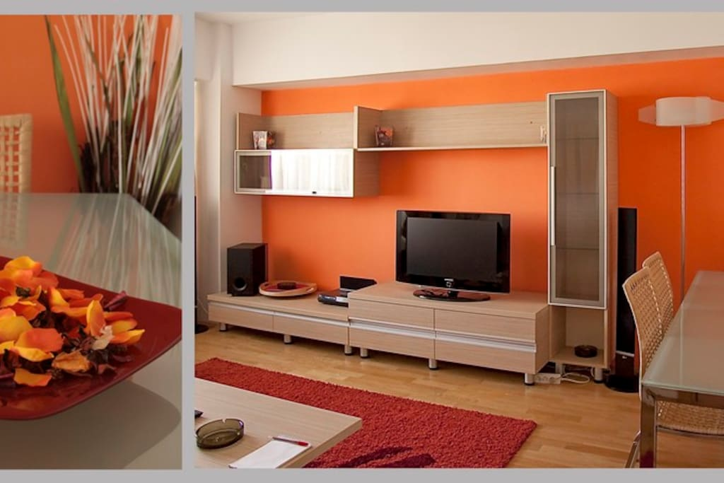 Optinova 2 bedroom apartment appartements louer for Meuble roumanie