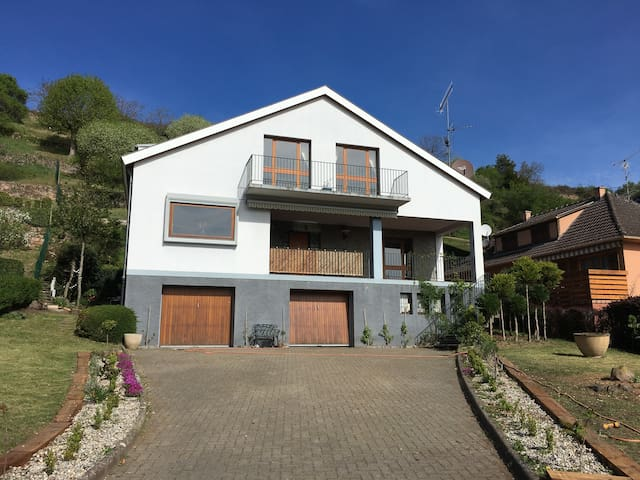 205m2 House With Private Parking Next to the Vines - Turckheim - Casa