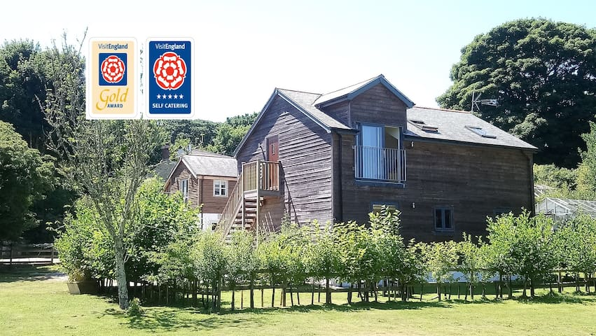 The Hayloft, family friendly self-catering cottage