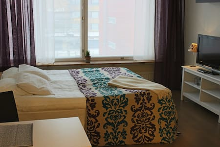 Santa´s hidden city apartment - Rovaniemi