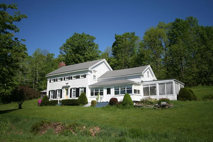 Entire House near Cooperstown, NY - Summit - Casa