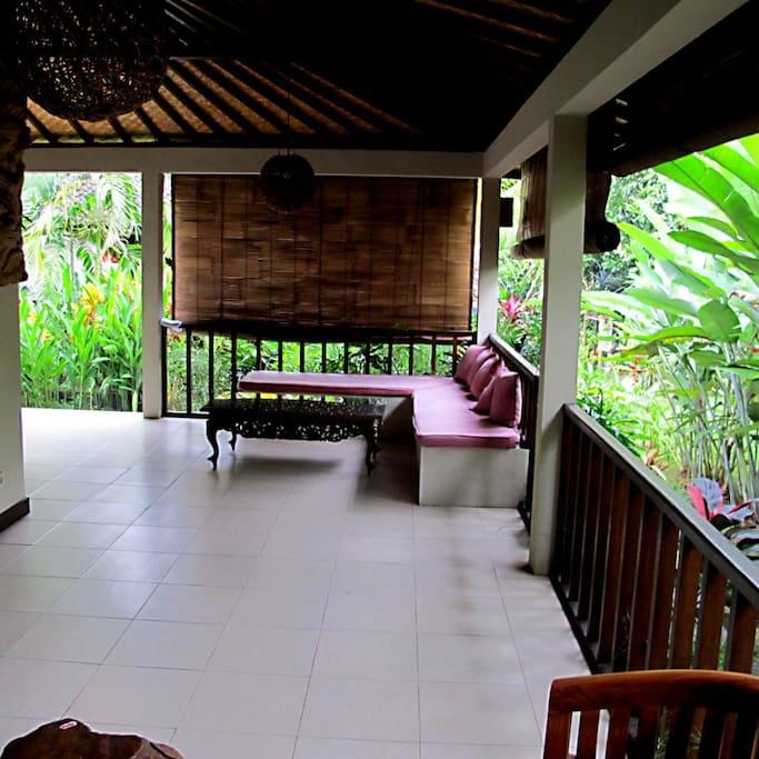 Great House in Ubud Art Village