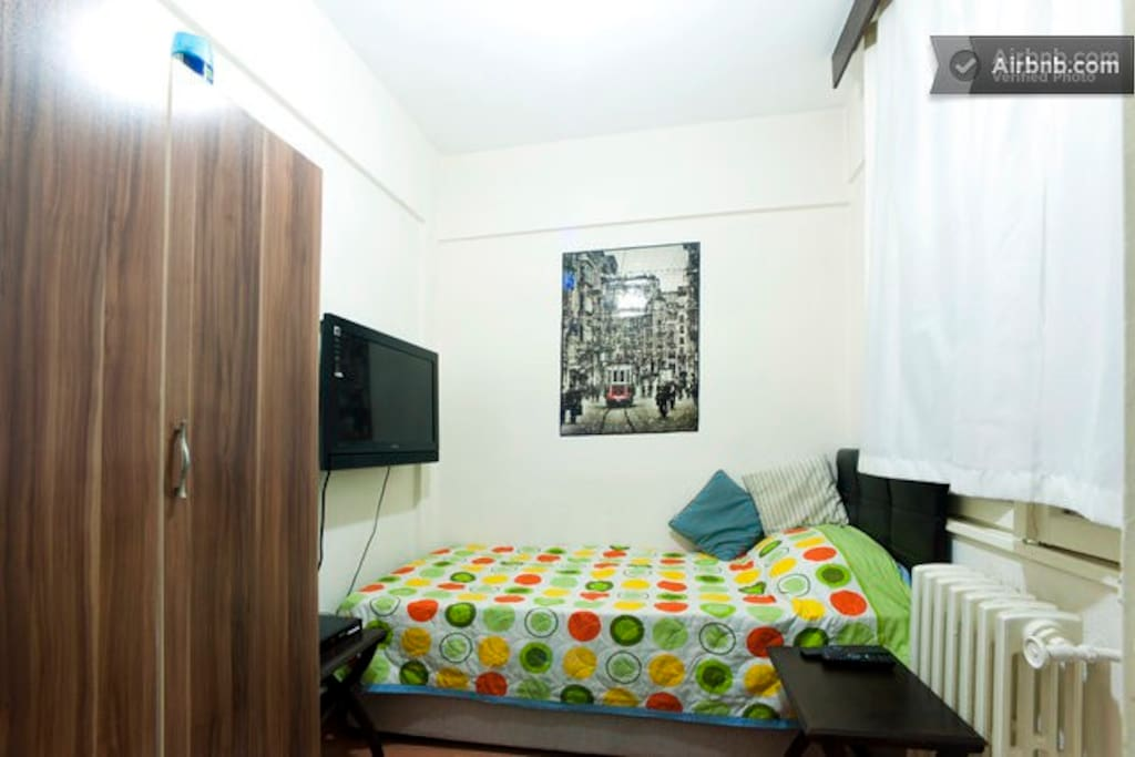 Single Room For Rent In Istanbul