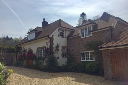 One bedroomed private annexe with ensuite