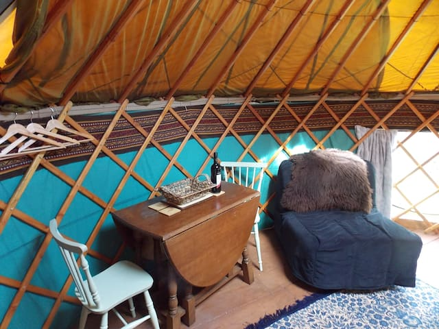 Yurt on the Black Isle - Rosemarkie - Tenda