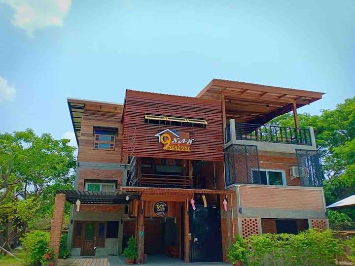 BAAN 9' NAN Cozy Guest Home  in NAN center city.