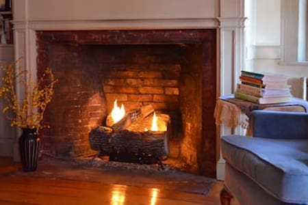 Pryor House B&B, Historic Bath, ME - Bath - Bed & Breakfast