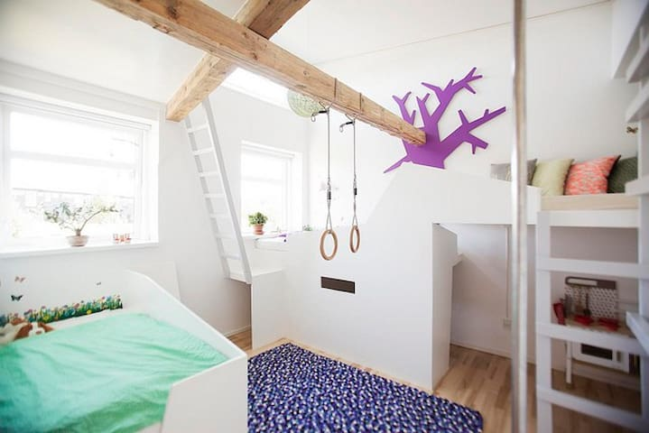 Great home for families with kids - Roskilde County - Дом