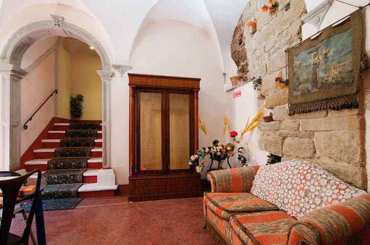 Historical residence in downtown - Sansepolcro