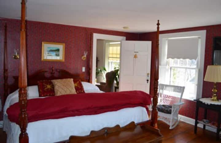Pryor House B&B, Historic Bath, ME