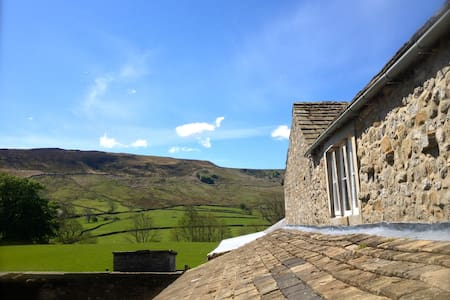 Double Room in Cosy Dales Cottage - North Yorkshire