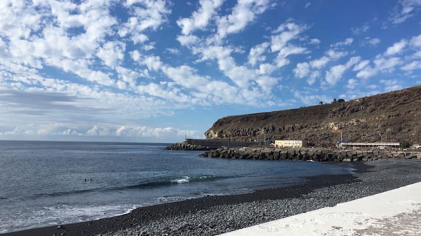 VIVIENDA VACACIONAL Playa Santiago - Alajero - Huis