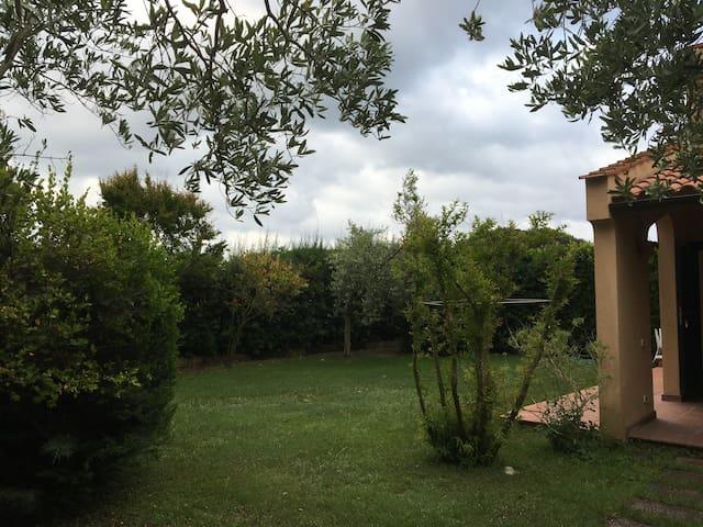 COSTA SELVAGGIA SPIAGGIA PRIVATA - Pescia Romana - Casa de campo