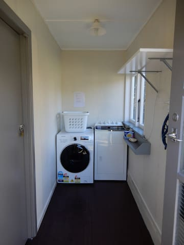 Samsung combo Washer Dryer and Laundry Tub