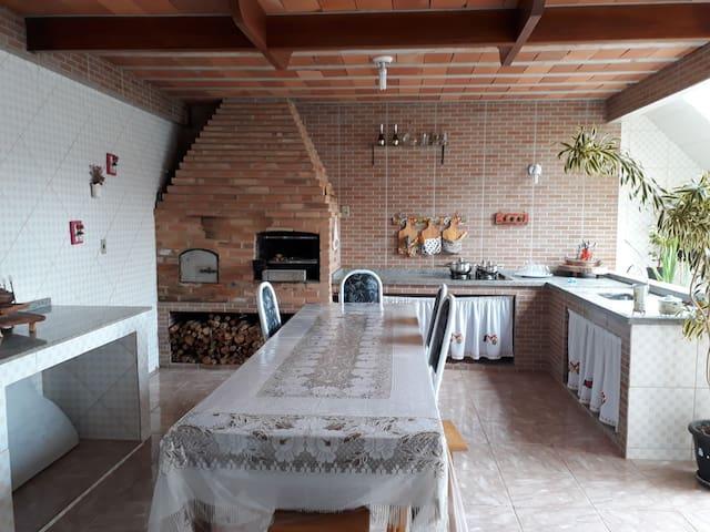 Casa da Letice em Conceição do Formoso - MG