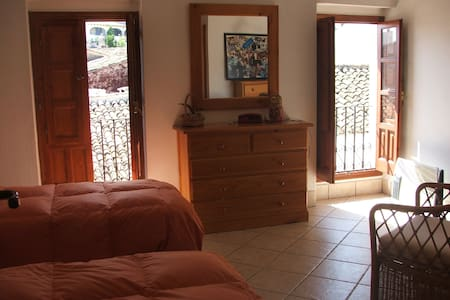 B&B compartir casa junto al Mediter - Oliva - Bed & Breakfast