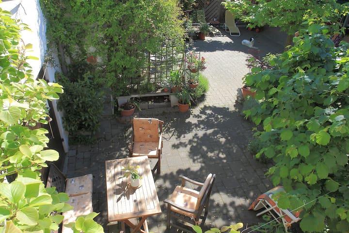 The old Appelfarm Cologne / Bonn 1