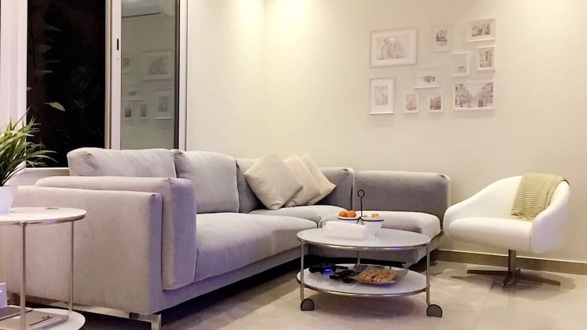 A brand new modern furnished home - Riyadh