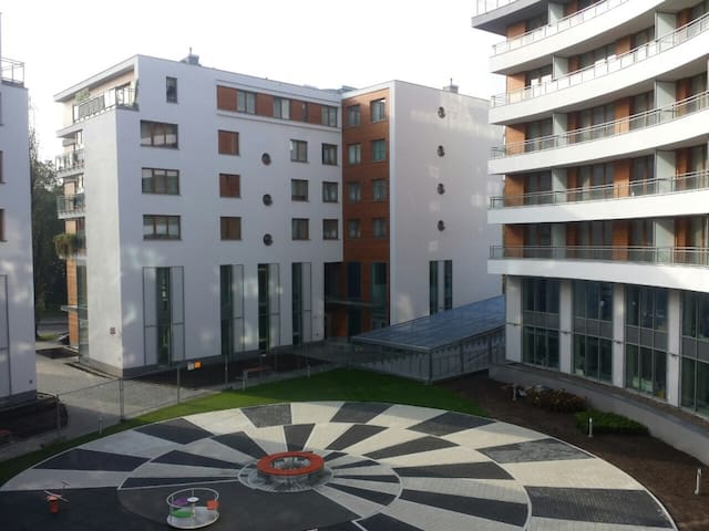 Modern apartment - Kazimierz & ICE Congress Centre - Kraków - Appartement