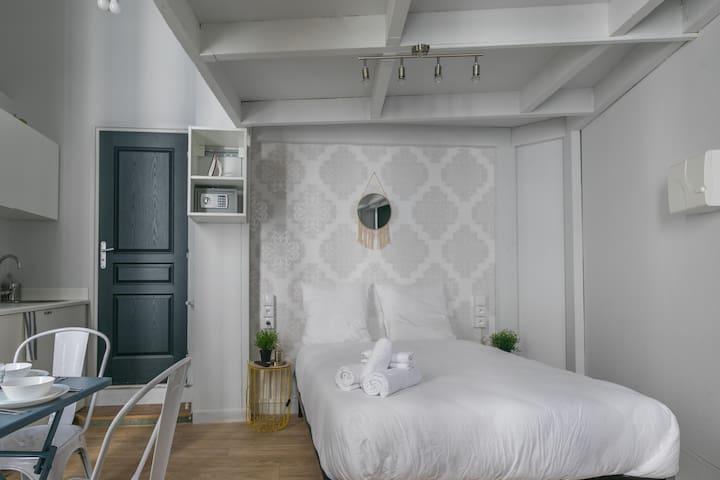 Opéra - Vendôme 14: cosy apartment for 4
