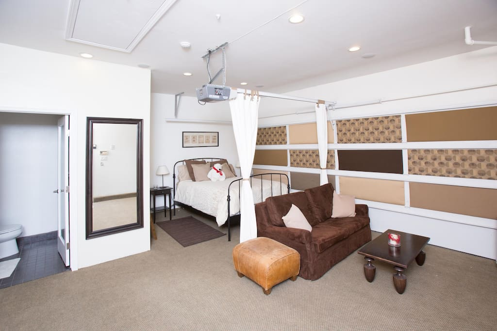 Clean, new and comfortable room with all the comforts of home