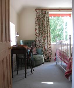 Comfortable room in the countryside - Ducklington - Bed & Breakfast