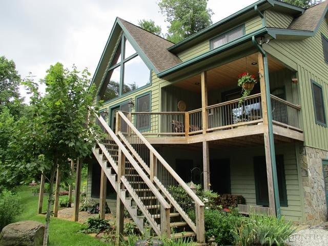 The Talon Resort - Private Mountain Home - Roan Mountain