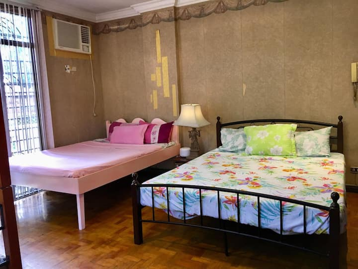 Room for Group /family METRO MANILA