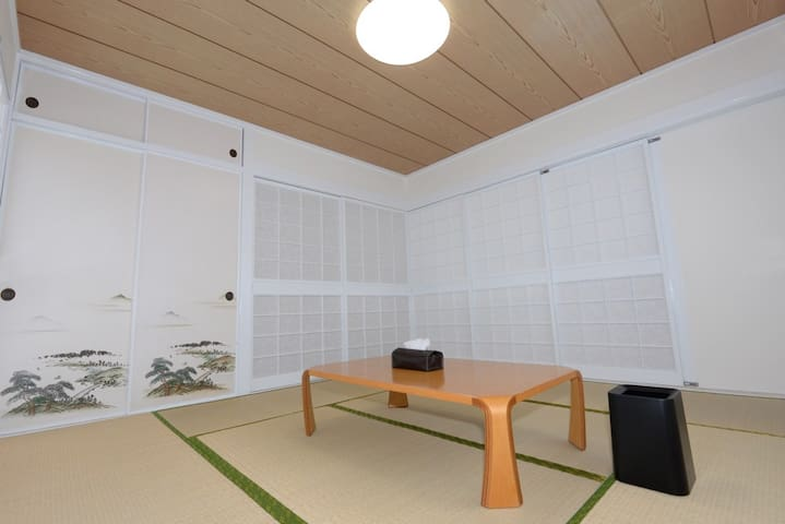 Room to relax in room of tatami room ♪
