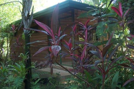 Luxuriant- Garden Chalet North - Quepos