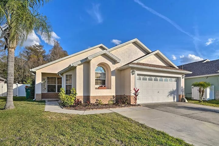 4 Bed Villa in Kissimmee, Orlando