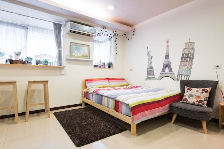 台北西門町My Home (Ximen MRT) - Wanhua District - Byt