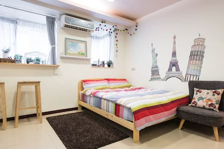 台北西門町My Home - Okręg Wanhua - Apartament