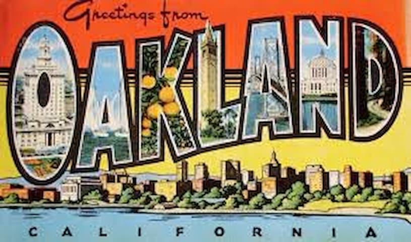 It's still Oakland y'all