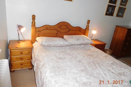 Cosy room in Victorian house - Farnborough - Rumah