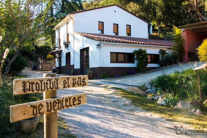 Casa Rural entre el mar y la montaña