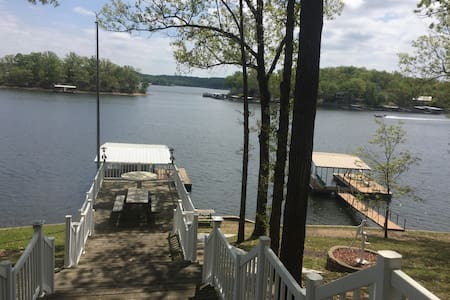 Lake Front Home w/ Private Dock MM8