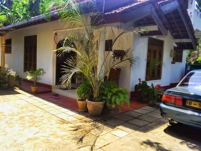 Дом на Шри-Ланке - Baddegama - บ้าน