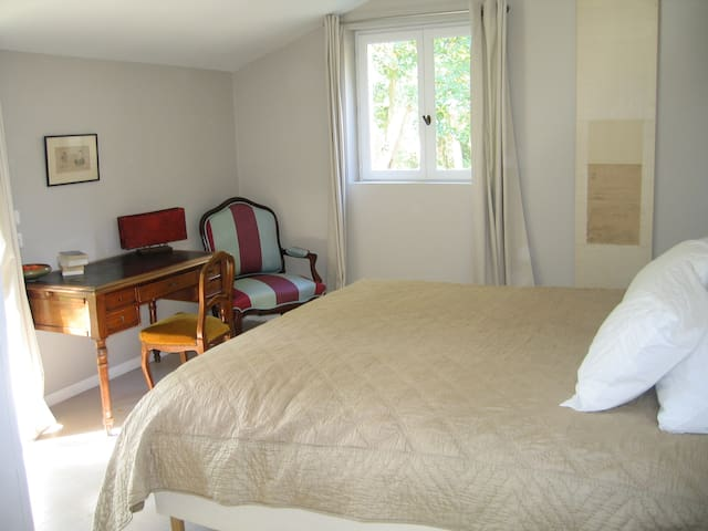Forest Room - GIVERNY near - Sainte-Colombe-prés-Vernon - Bed & Breakfast