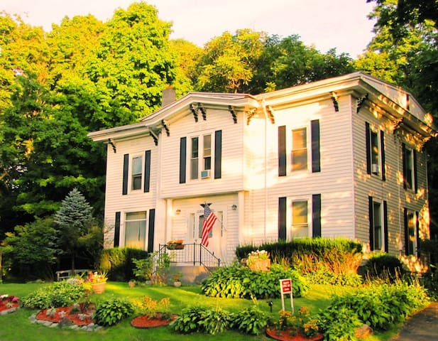 A wonderful B&B in Oneonta, NY - Oneonta - Pousada