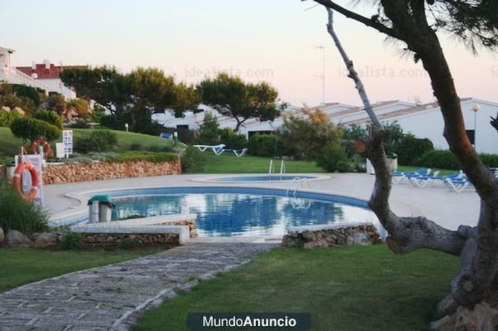 Ground floor with garden and pool - Arenal d'en Castell - Pis