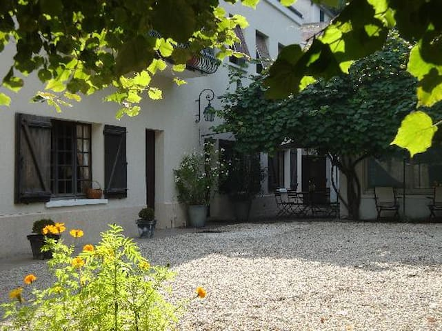 Perfect for families and cyclists - Langeais - Bed & Breakfast