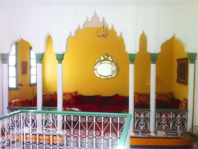 Traditional Riad in Tanger's medina - แทนเจียร์ - บ้าน