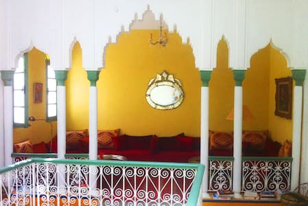 Traditional Riad in Tanger's medina - Tangier